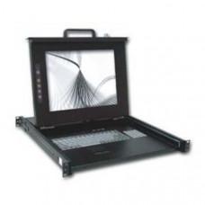 KVM Broadrack KSR-11701-USB