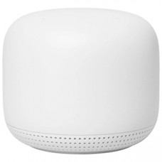 Bluetooth+Wi-Fi Mesh точка доступа Google Nest Wifi 1600