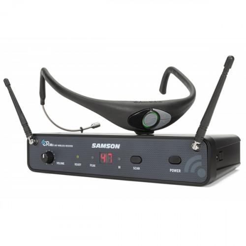Радиосистема для фитнеса SAMSON AIRLINE 88X