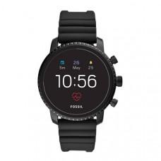 FOSSIL Gen 4 Smartwatch Explorist HR (silicone)
