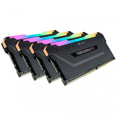 Corsair Vengeance RGB 128GB CMW128GX4M4E3200C16