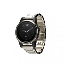 Garmin Fenix 5S Sapphire с металлическим браслетом