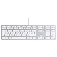 Клавиатура Apple MB110 Wired Keyboard White USB